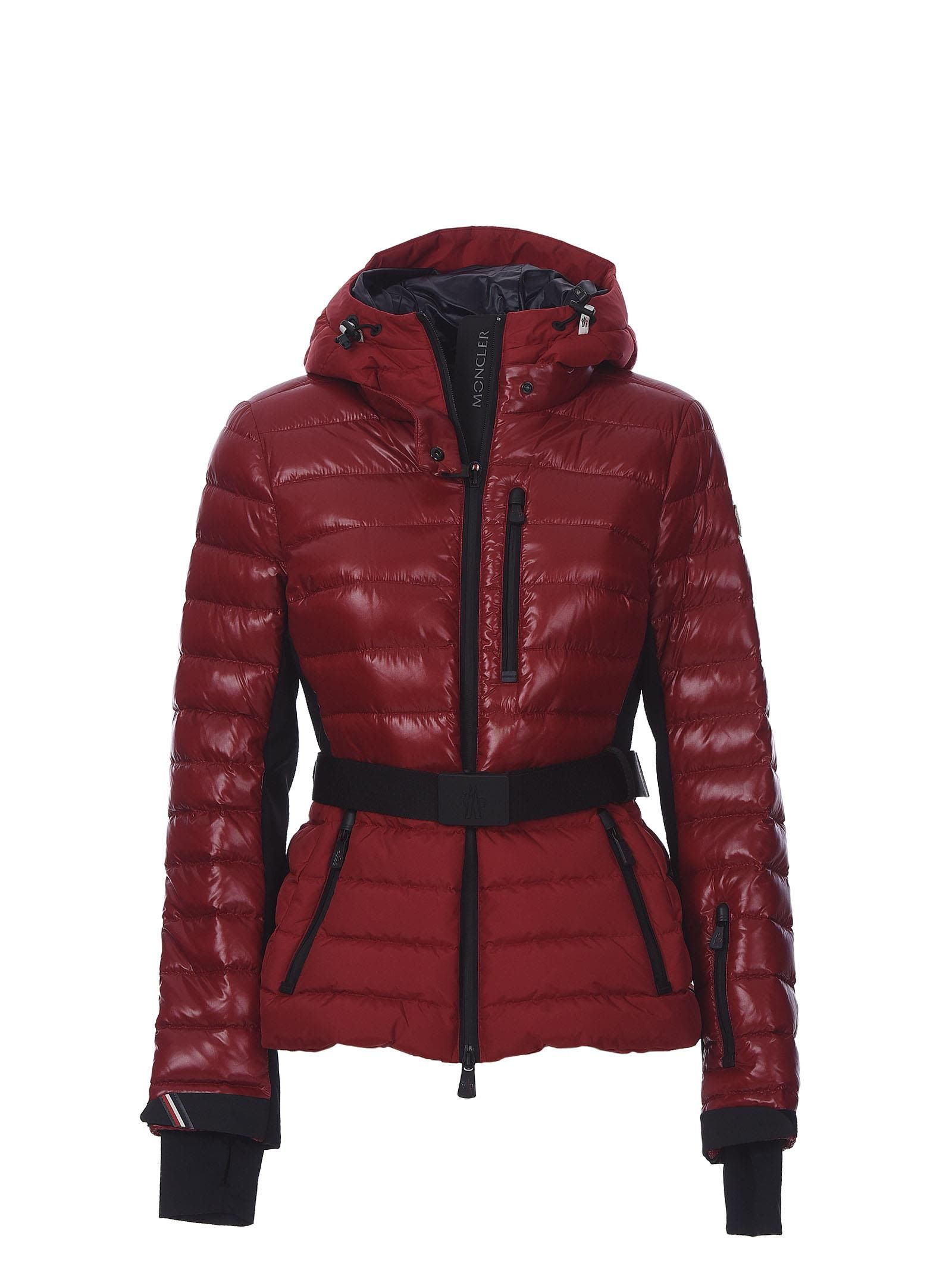 064ee93bf4773 MONCLER GRENOBLE BRUCHE DOWN JACKET RED.  monclergrenoble  cloth ...