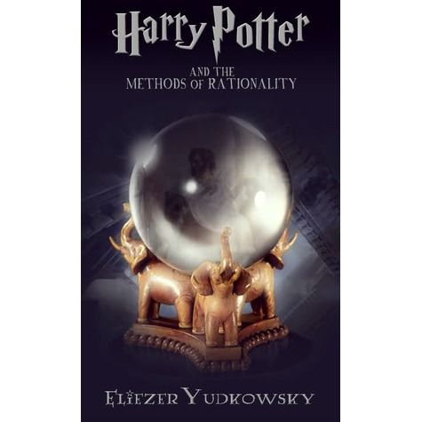 Harry Potter And The Methods Of Rationality Harry Potter Best Harry Potter Fanfiction Harry Potter Books