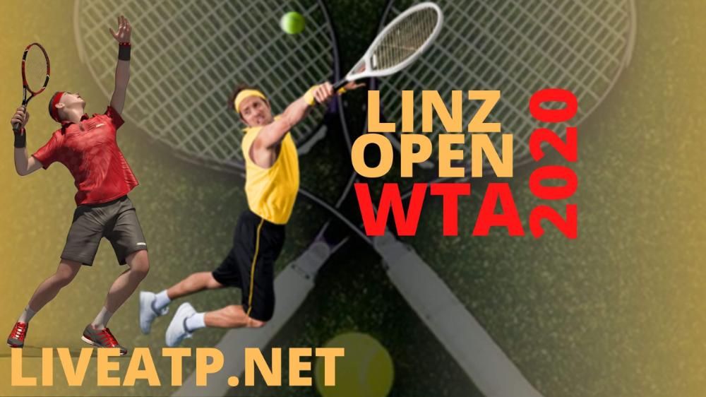 Linz Open Live Stream 2020 Wta Upper Austria Ladies Atp Tennis Australian Open Tennis French Open Tennis