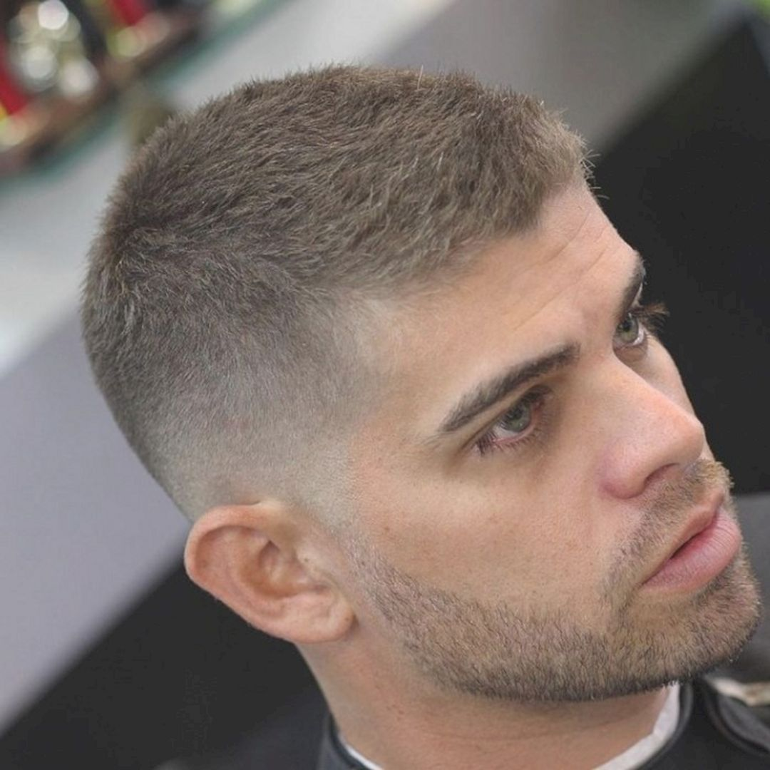 Image Result For Mens Crew Cut 2018 Haircuts Pinterest Crew