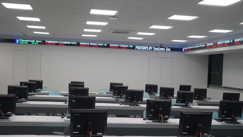 Led Stock Ticker Symbols Are All Set To Draw Attention From Millions