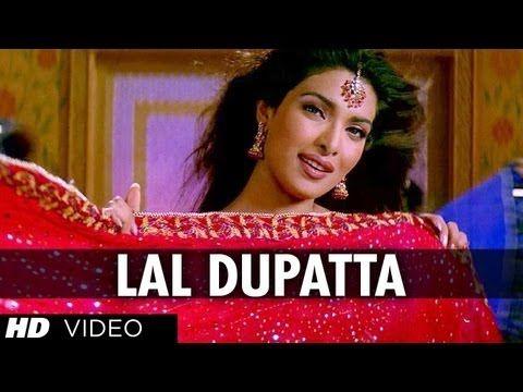 Lal Dupatta Full HD Song | Mujhse Shaadi Karogi | Salman Khan, Priyanka Chopra - YouTube