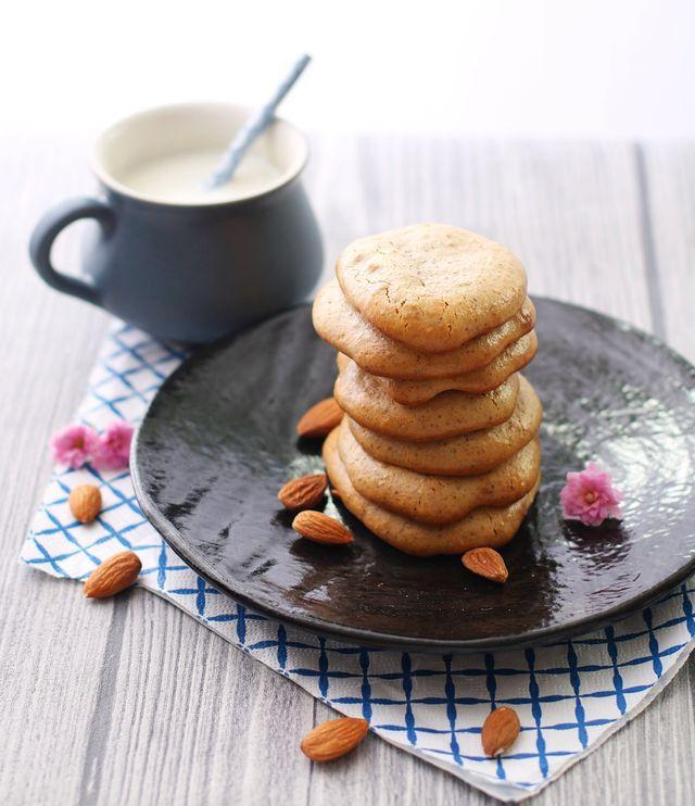Frokostcookies med 2 ingredienser
