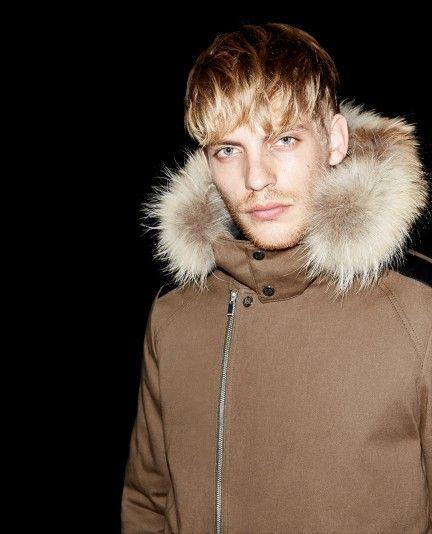 manteau fourrure homme cdiscount,manteau kooples homme