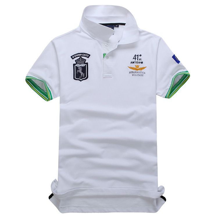 High quality camisas masculinas polo australian calvin for High quality embroidered polo shirts