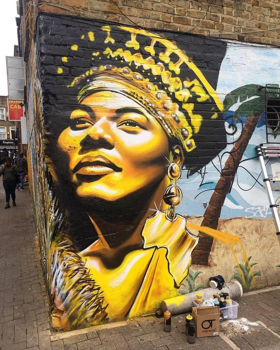 850 Likes, 16 Comments - London Street Art (@ldn.uk.streetart) on ...