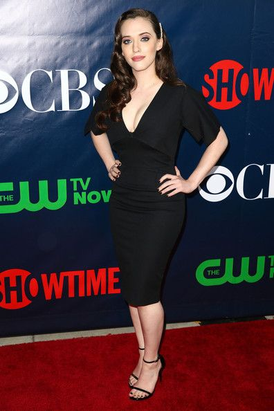 Kat Dennings Photos: TCA Summer Press Tour Party