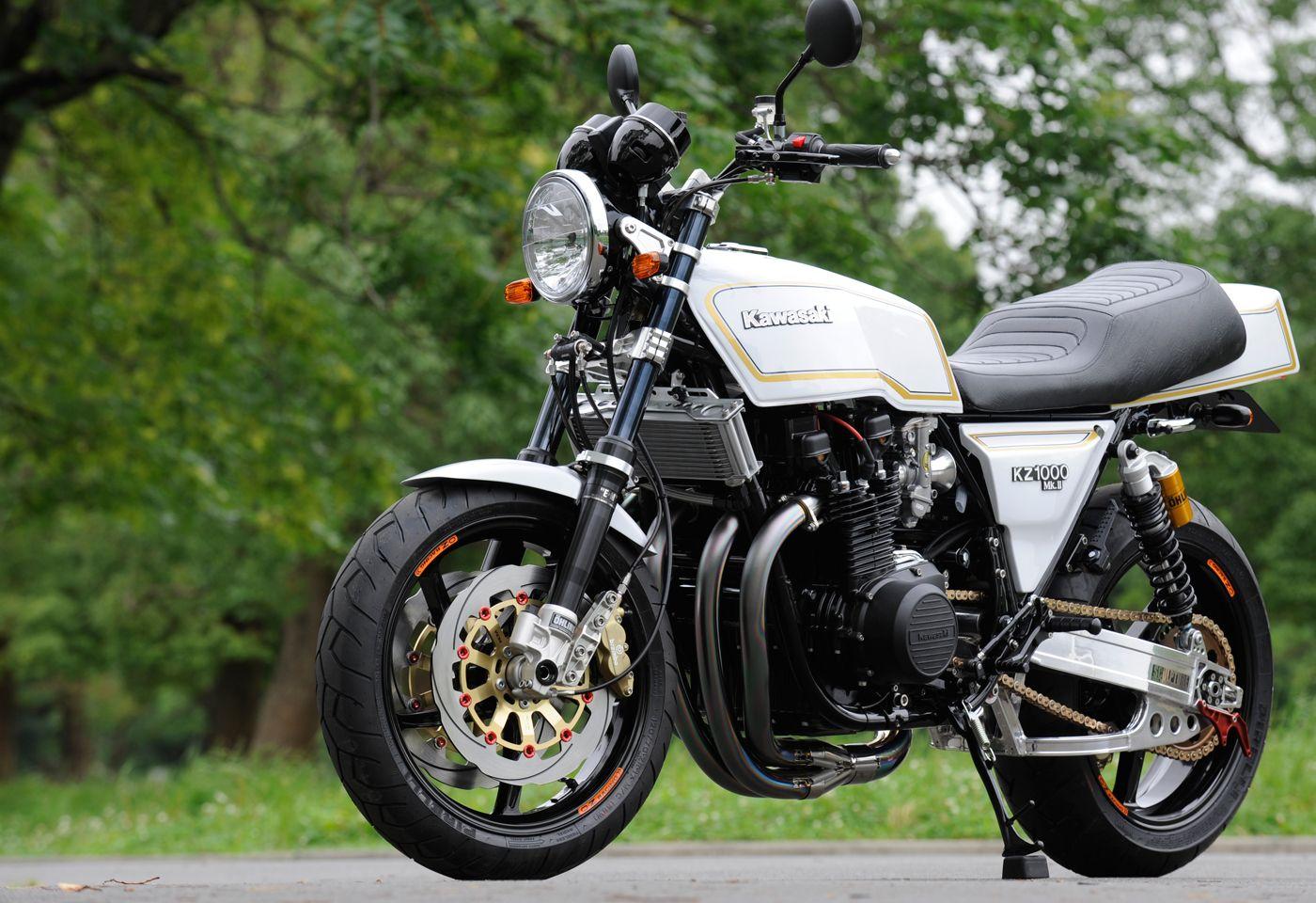 RCM-265 / KZ1000MK-Ⅱ | ネイキッド バイク, 旧車バイク, カワサキのバイク