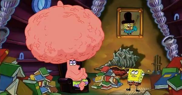 Bildresultat för big brained