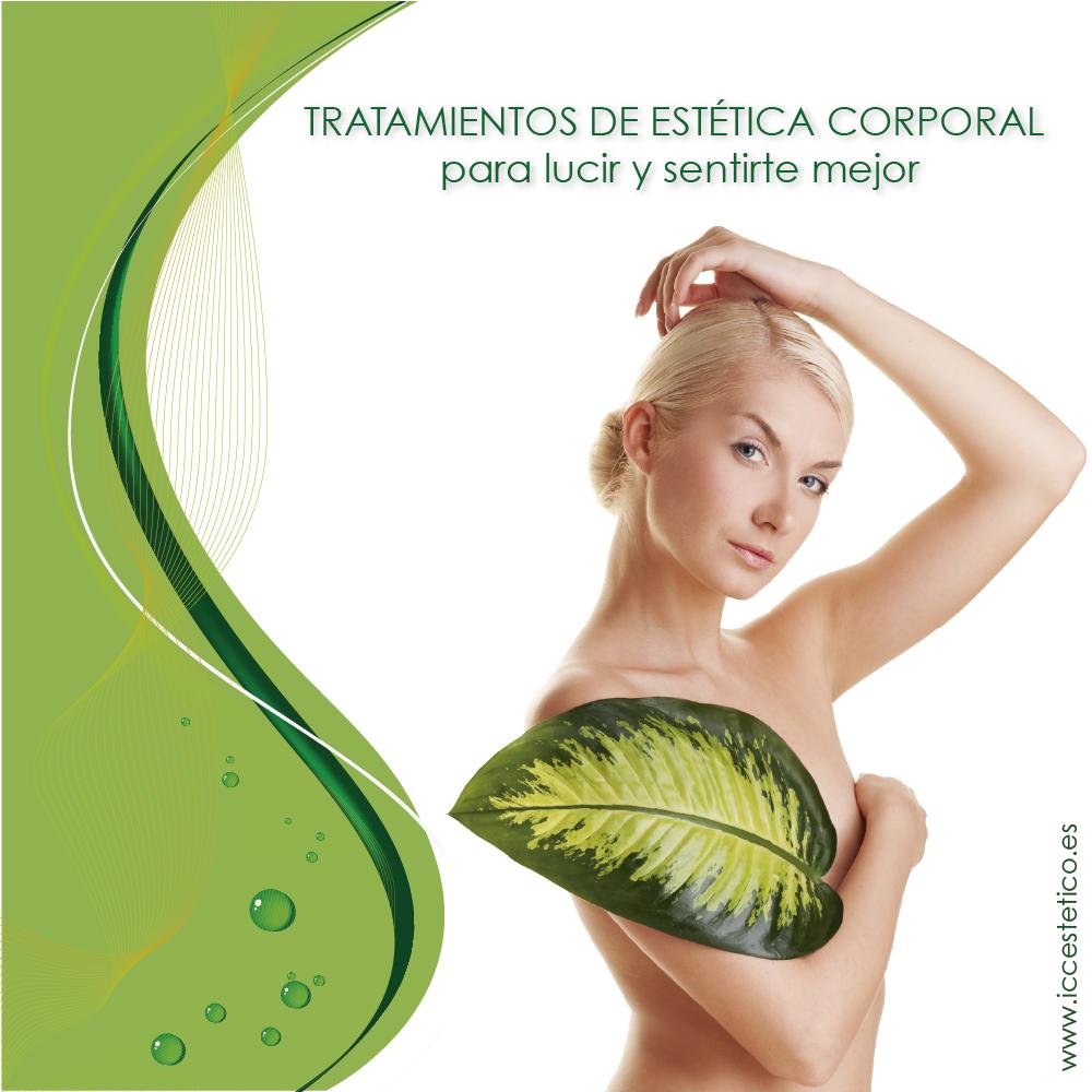 EMBELLECE TU CUERPO, POTENCIA SUS FORMAS Y LÍNEAS Busca el tratamiento acorde a tus necesidades y aprovecha nuestras PROMOCIONES! http://www.iccestetico.es/estetica-corporal/promociones-estetica-corporal