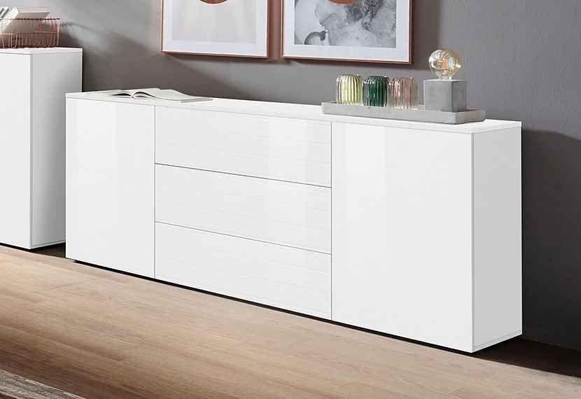 Borchardt Mobel Sideboard Savannah Breite 166 Cm Online Kaufen Kleine Kommode Wohnen Wolle Kaufen