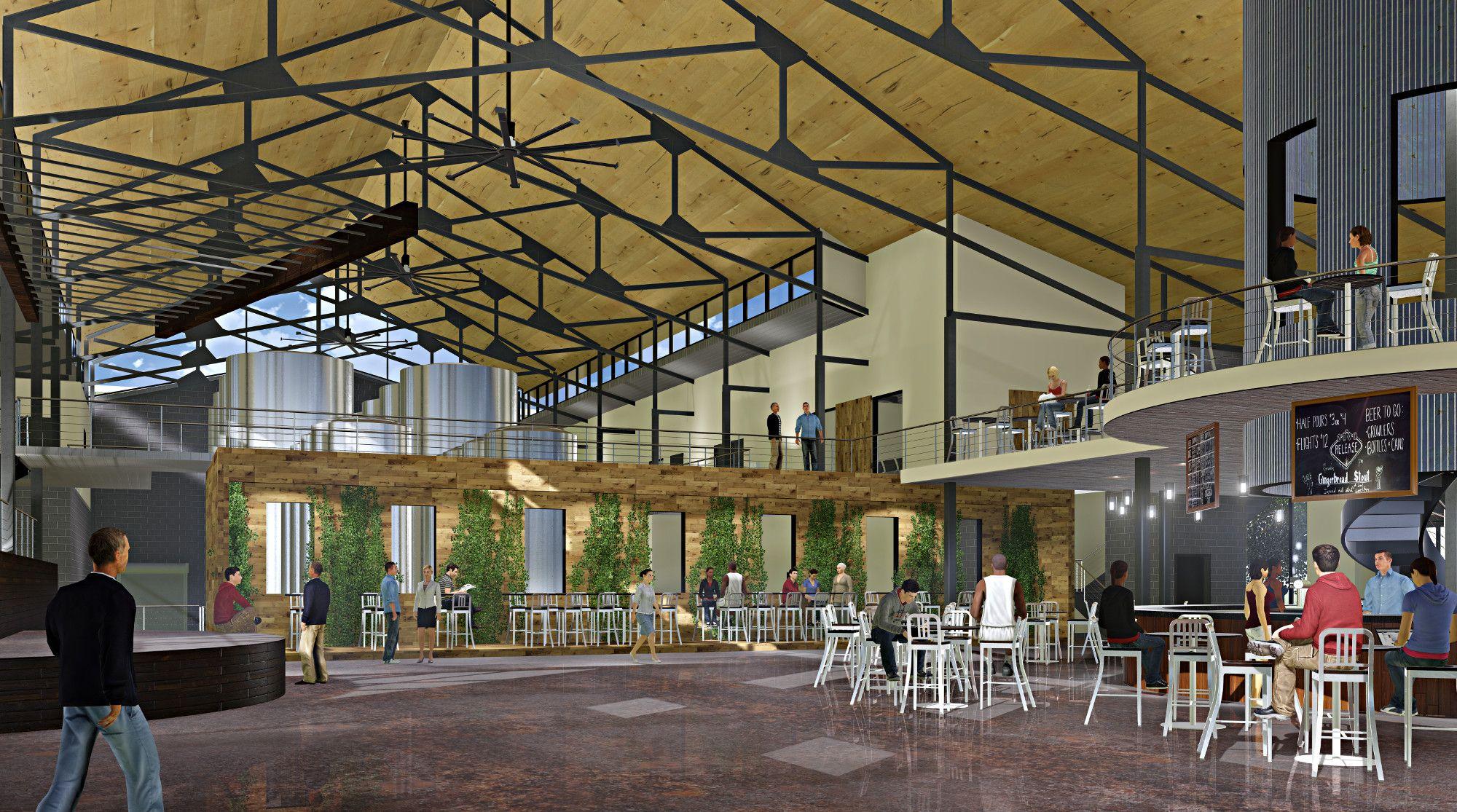 Hardywood Park Brewery Price Simpson Harvey Brewery
