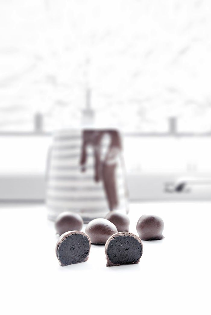 Only Deco Love: Oreo Chocolate Truffles