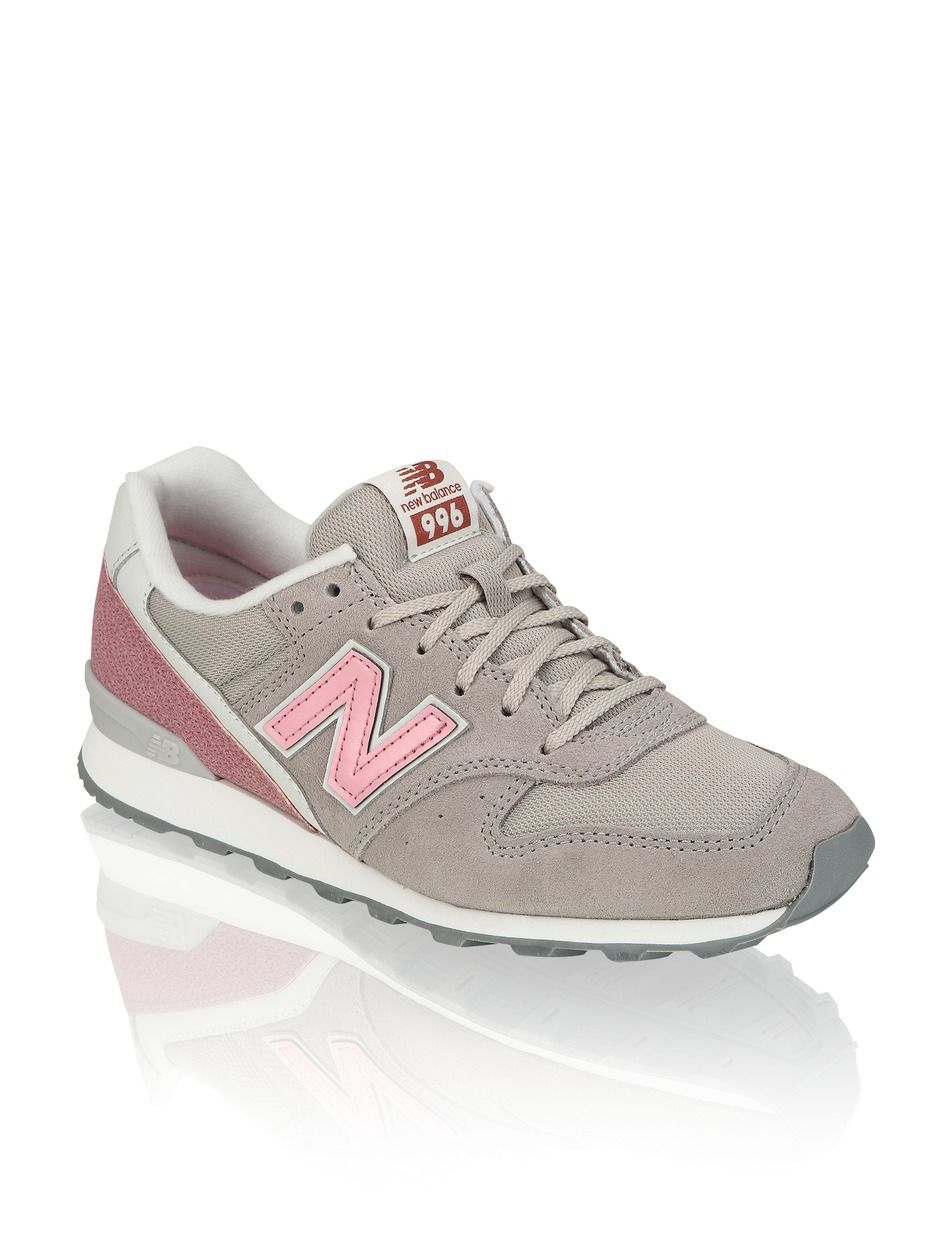 New Balance 996 - grau - Gratis Versand | Schuhe | Sneaker ...