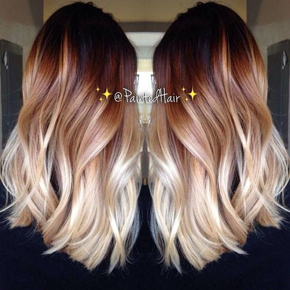 Babylights Color Melting Hair Trends For Women Provide Highlights But In A More Natural Way Similar To That Is New Technique Called