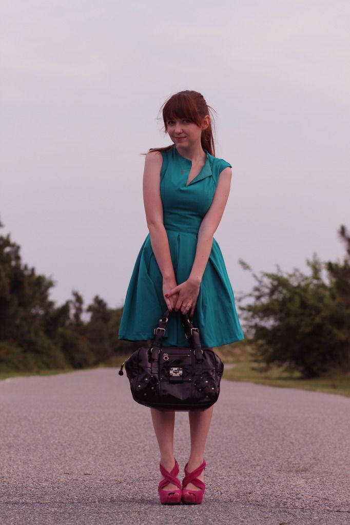 The Clothes Horse Turquoise Dress Stylish Outfits Style