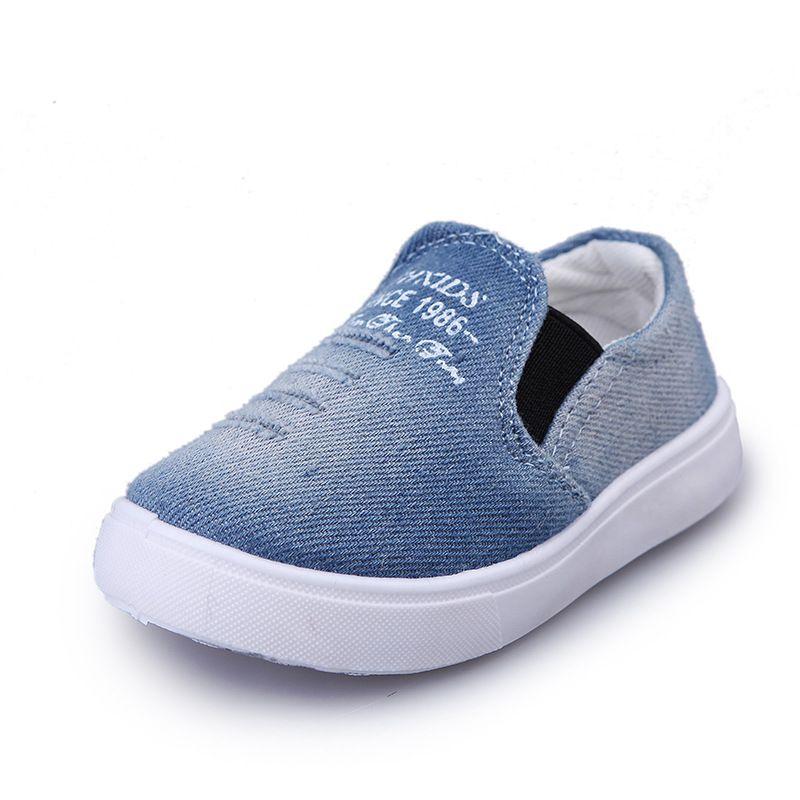 Cool Hot SALE Children Shoes Girl Denim