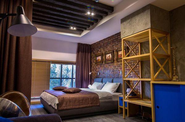 Hotel in Simferopol design by Vitta-group studio ) +79787207071