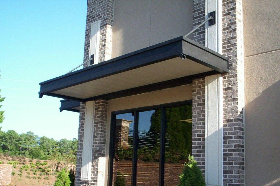 Awning Architectural Awnings Front Door Canopy Metal