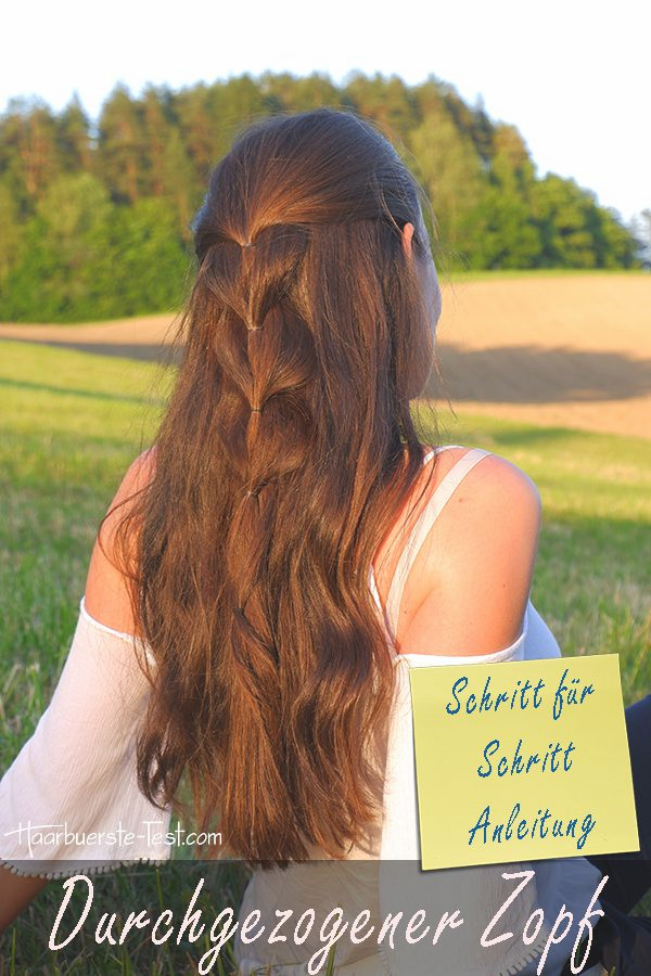 du suchst eine schöne frisur für lange haare? dann