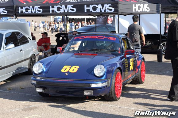 930 Porsche 911 at SoCal Euro Gathering.