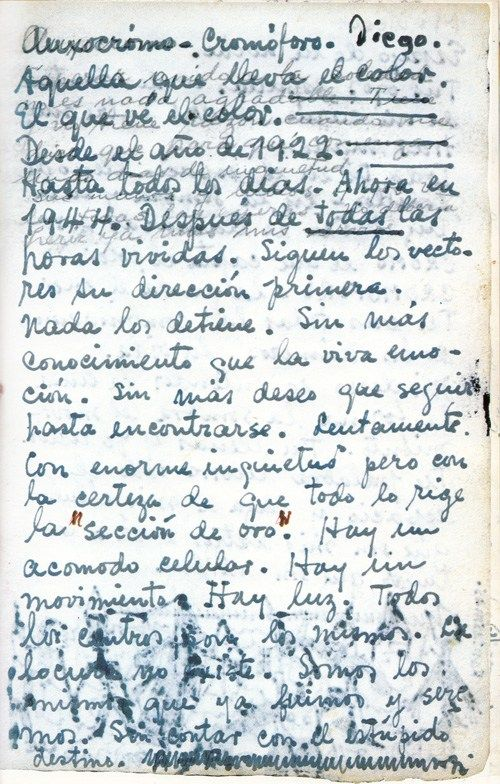 Frida Kahlo's Passionate Hand-Written Love Letters to Diego Rivera – Brain Pickings