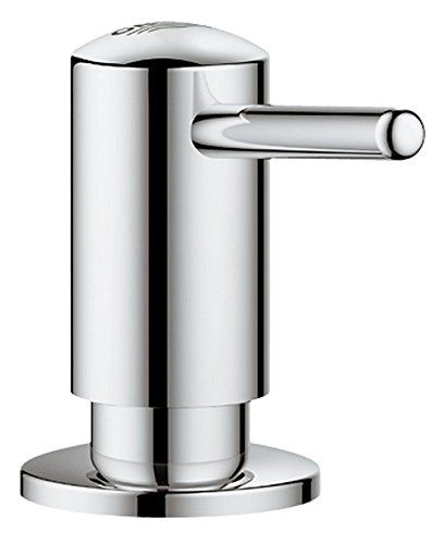 where to buy nice shoes top quality Grohe 40536000 Timeless Soap Dispenser, Small, Chrome ...