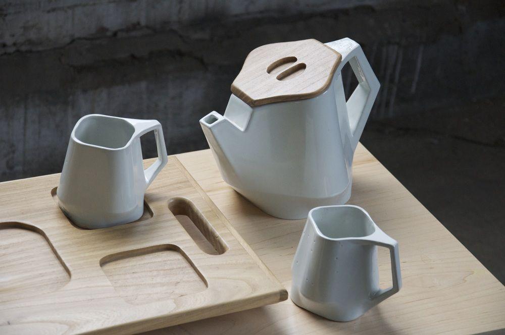 Tea Set - wendy birchfield