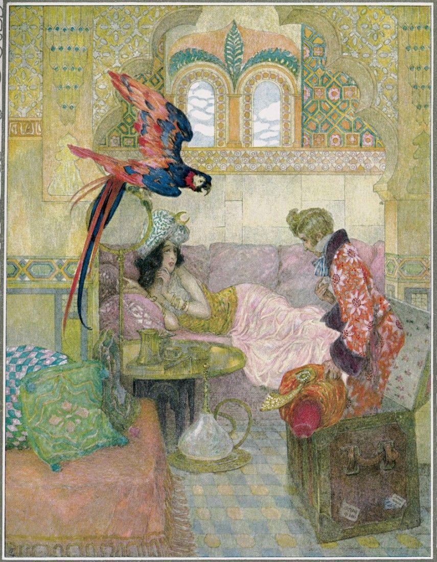 Andersen-Kalender 1911: Zwölf Märchen, nacherzähl