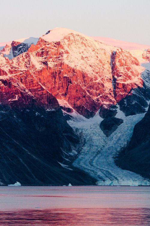 """waasabi: """"Glacial Highlights by Taraji Blue """""""