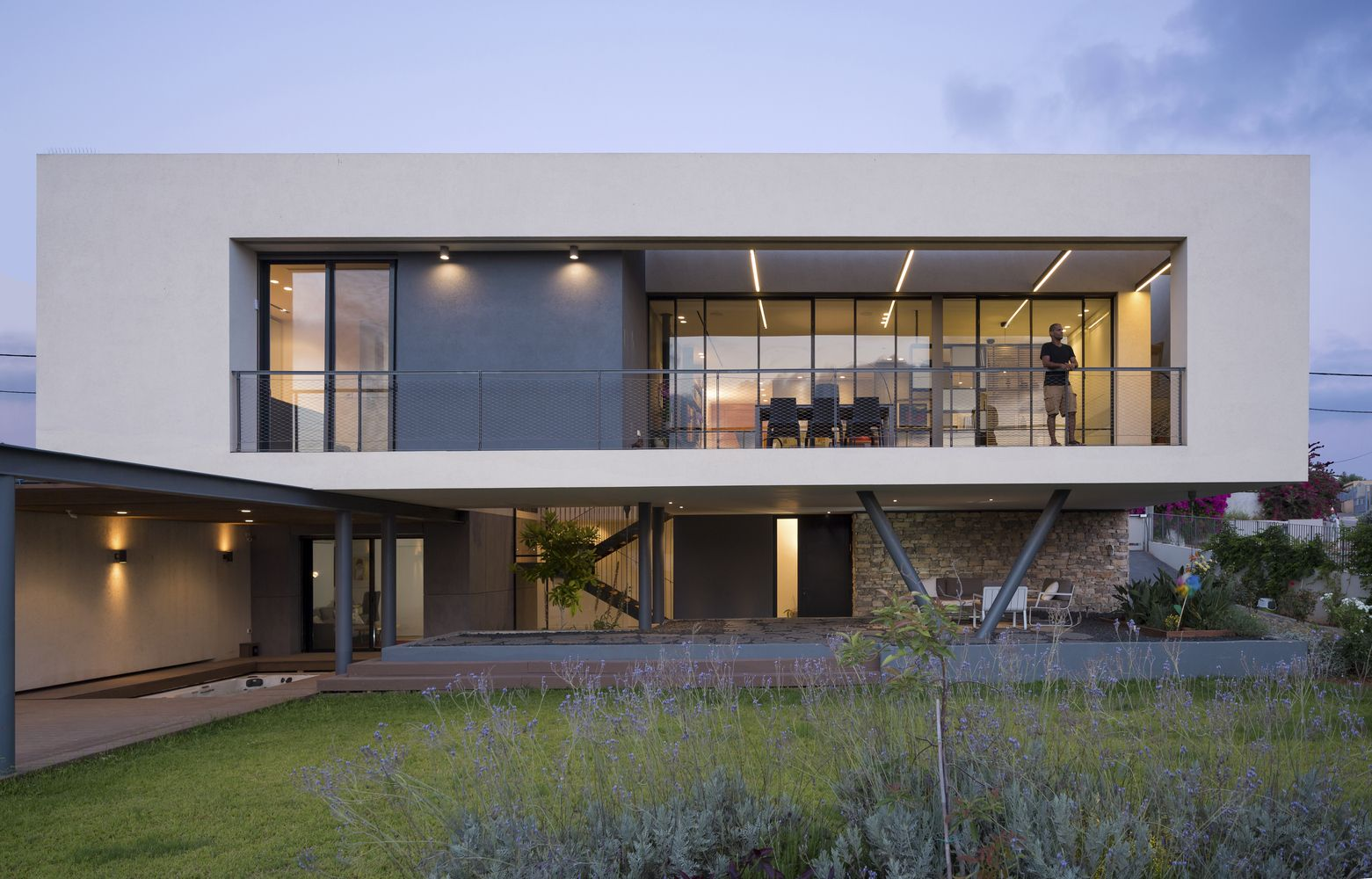 Gallery of the bash residence so architecture architecture