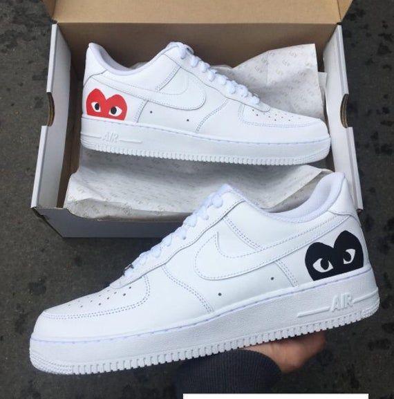 Nike Air Force 1 X CDG | Air force one