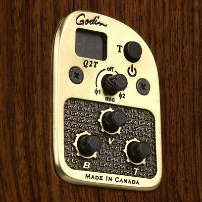 Seagull Guitars - Electronics