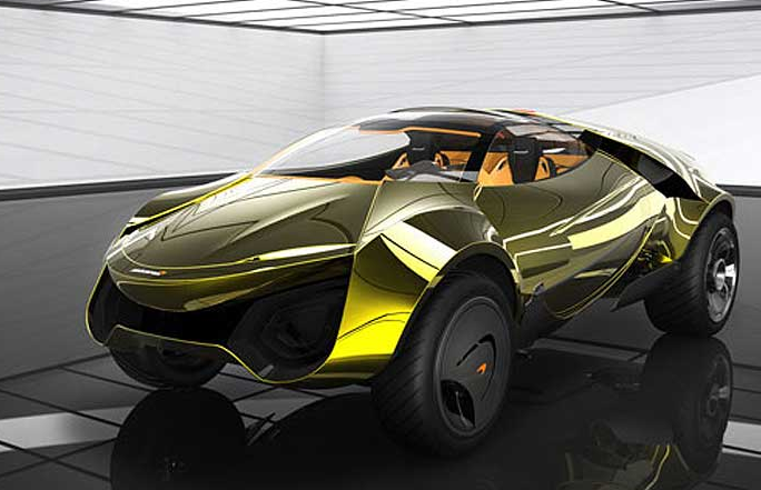 2020 Mclaren Suv Rumors Review And Redesign
