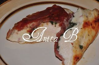 Scarsdale Diet Recipes: Chicken breast with Prosciutto and Sage