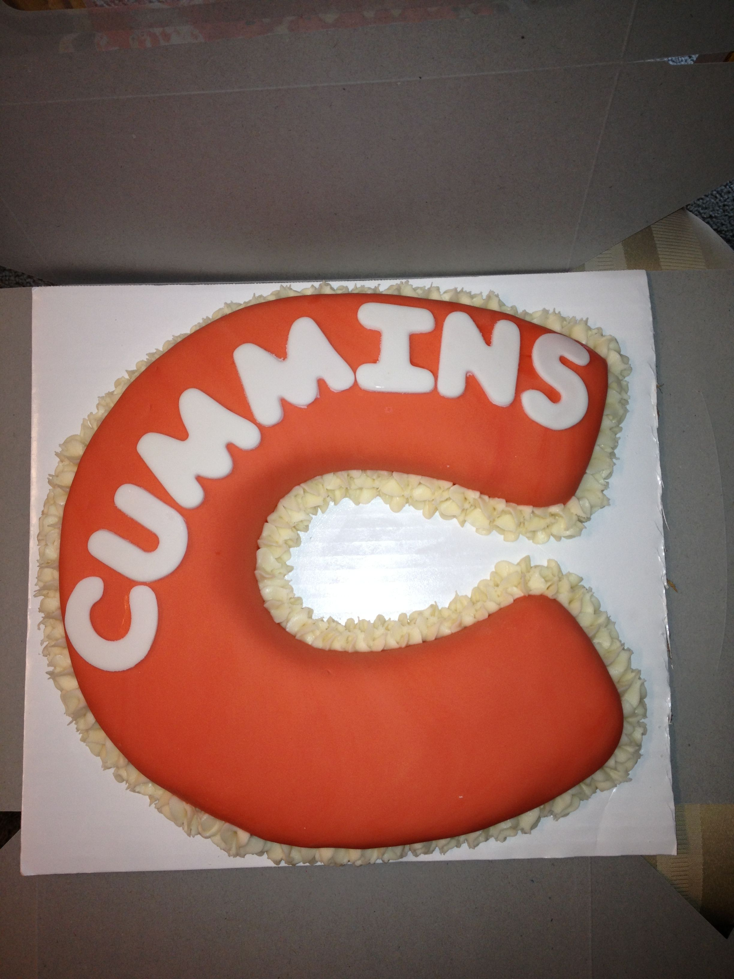Cummins Cake