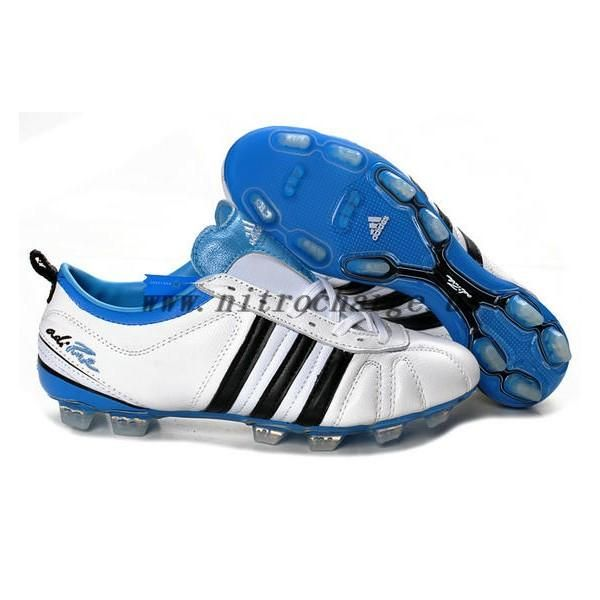 Kaka Adidas Adipure 11Pro TRX FG Soccer Cleats 2012 Blue Red