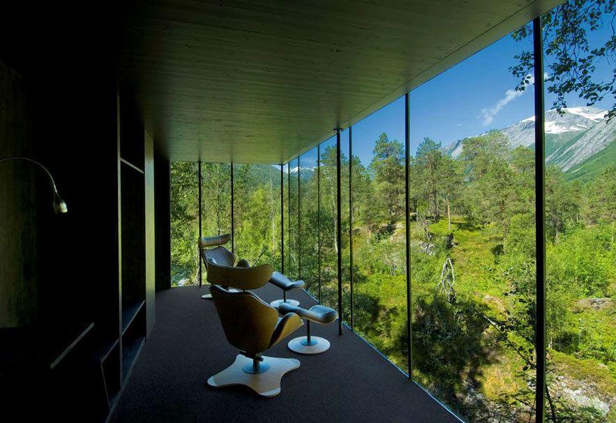 hôtel de luxe norvege