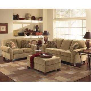 Ashley Furniture Townhouse Tawny Sofa At Big Sandy Superstore