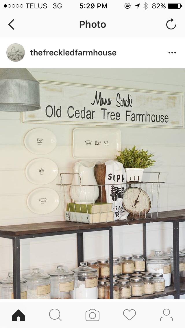 Pin von Carmen Wallace auf Cottage kitchen | Pinterest