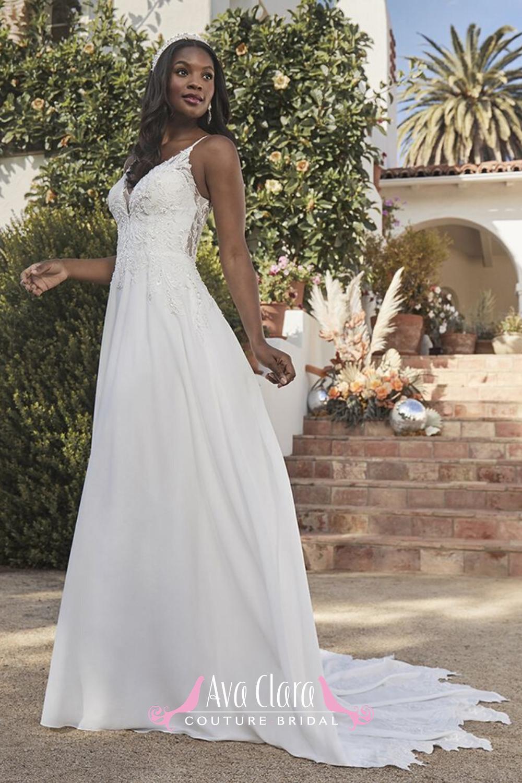 Bridal Collection Ava Clara Couture Bridal Virginia Beach Bridal Couture Bridal Collection A Line Wedding Dress [ 1500 x 1000 Pixel ]