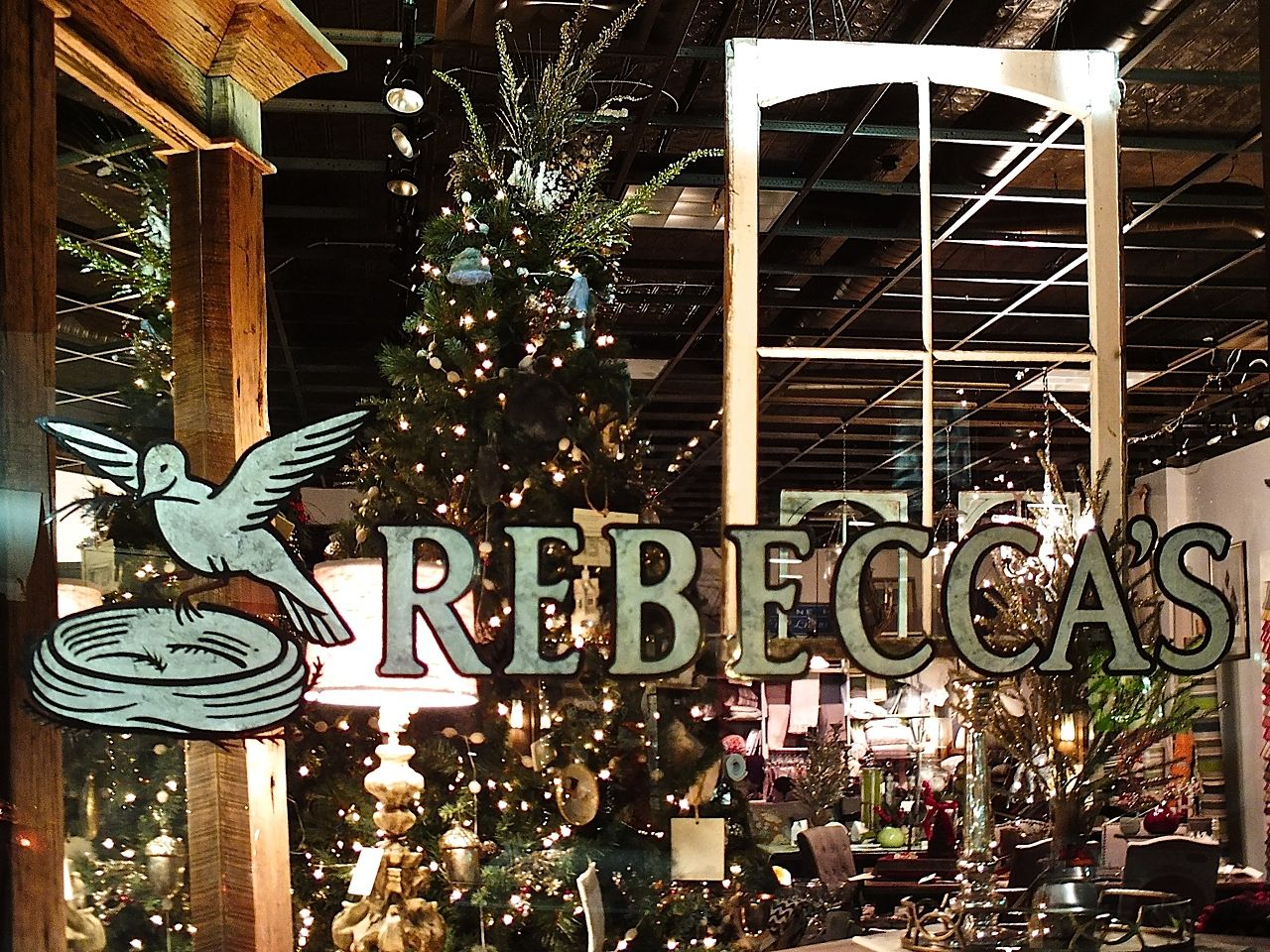 Rebeccau0027s Furniture U0026 Design On Main Street Is A Beautiful Shop Of Vintage,  Antique And Trendy Furniture Pieces And Home Decor   Downtown Franklin  Tennessee ...