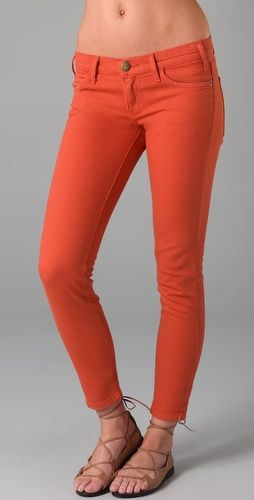 Current/Elliott stiletto jeans, $131.60
