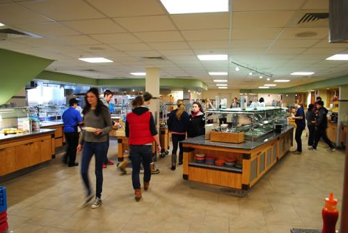 The Top 10 College Dining Halls College Dining Hall Middlebury College Top 10 Colleges