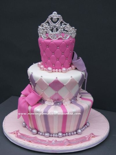 Need this for my Princess Bs Birthday Gorgeous pink princess cake