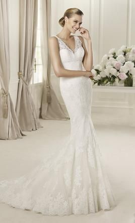 Pronovias Diango Buy This Dress For A Fraction Of The Salon Price On PreOwnedWeddingDresses