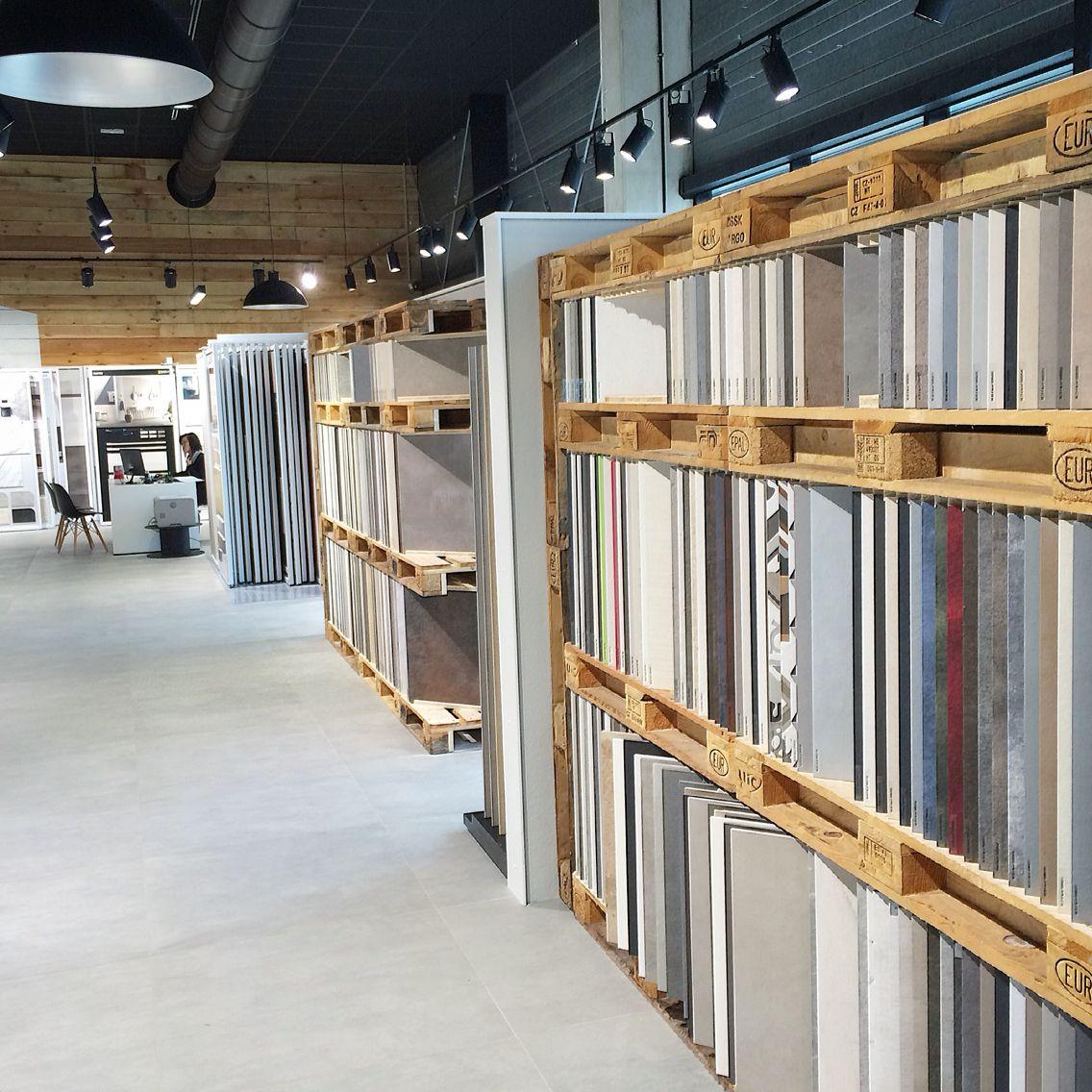 Forgiarini showroom mulhouse france carrelage sanitaire - Carrelage forgiarini ...