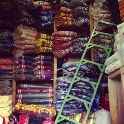 Ethiopian textiles by Liya Kebede of lemlem.