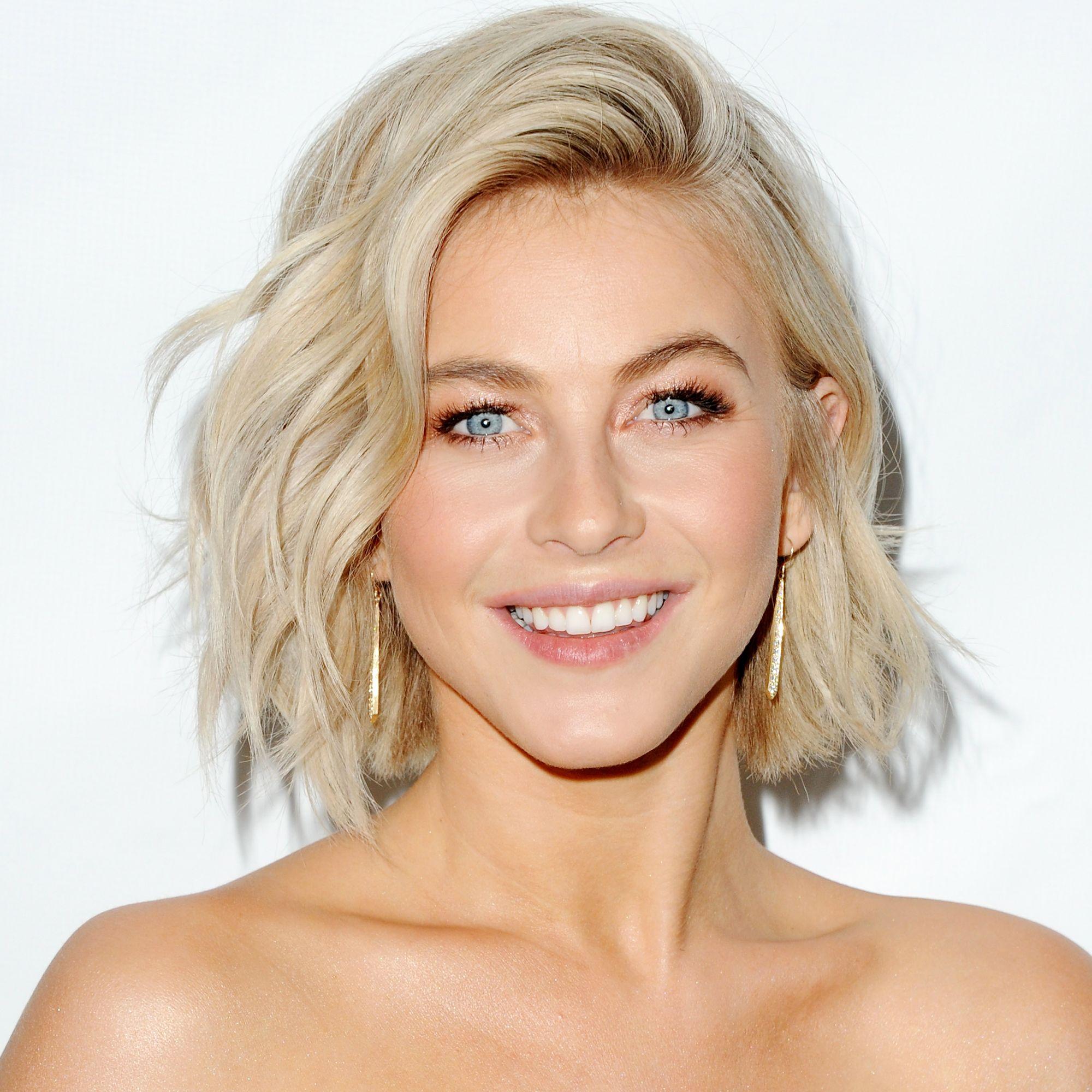 Julianne houghus changing looks účesy pinterest hair hair