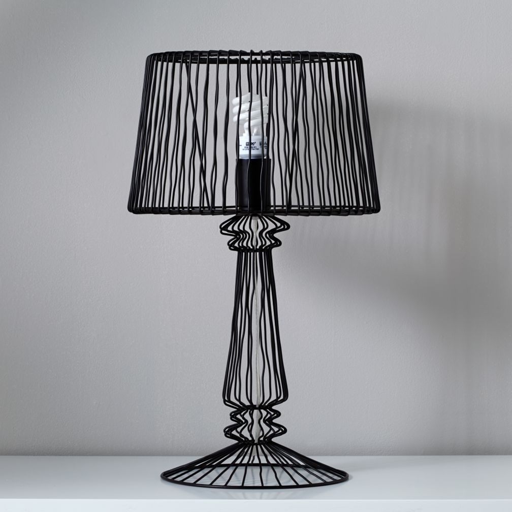 Wiring A Lamp Table Wire Center Uk Black The Land Of Nod Fashion Finds And Fun Rh Pinterest Com Switch